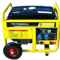 焊接专业280A汽油发电焊机哪家好-大泽动力