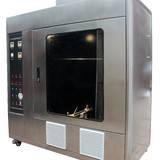 水平垂直燃烧试验仪  塑料水平垂直燃烧试验机 橡胶水平燃烧
