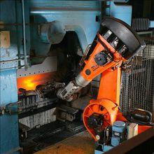 KUKA(库卡)机器人铸造和锻造业