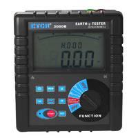 数字接地电阻仪ETCR3000B接地电阻土壤电阻率测试仪