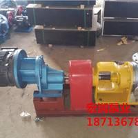 湖北高粘度泵/湖北NYP-3/1.0型高粘度转子泵报价