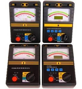 HT2520绝缘电阻测试仪  指针式高压兆欧表 兆欧表2500V 兆欧表1000v