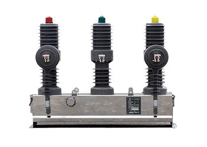 厂家直销ZW32-12手动不带隔离户外高压真空断路器