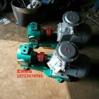 长春沥青泵厂家/长春RCB-1/0.36型保温沥青泵/小流量高温油泵