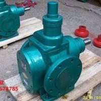 成都圆弧齿轮泵/成都YCB-20/0.6型不锈钢圆弧齿轮泵调试中