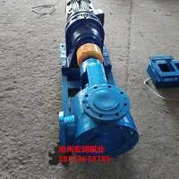 杭州高粘度泵/杭州NYP-220型高粘度转子泵报价/沧宏润