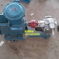 新疆齿轮泵销售部/参数KCB-300型不锈钢齿轮油泵/蜂蜜泵价格