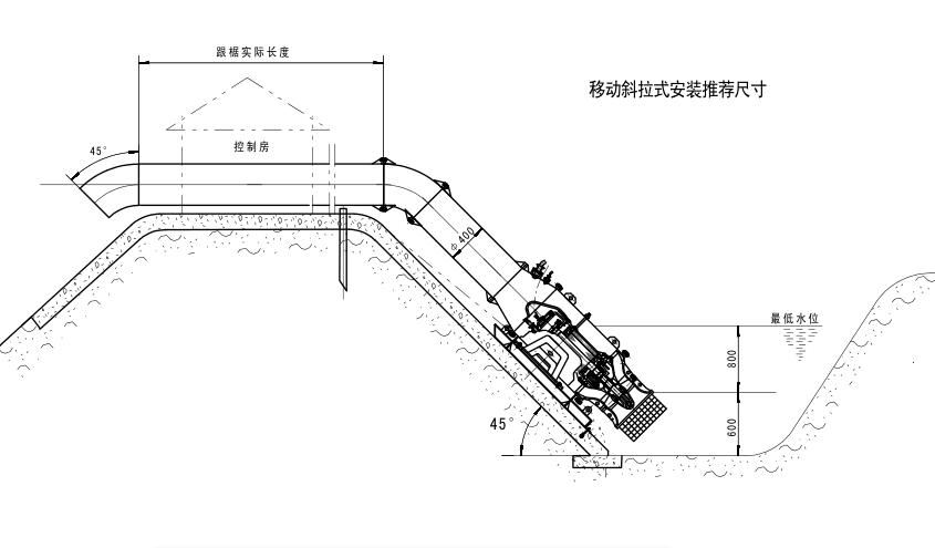 山东水利开荒雪橇式轴流泵 轴流泵,天津,现货,雪橇泵,厂家直销