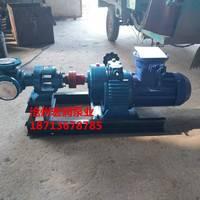 松原内齿合转子泵/参数NCB-6/0.5型高粘度内齿泵报价
