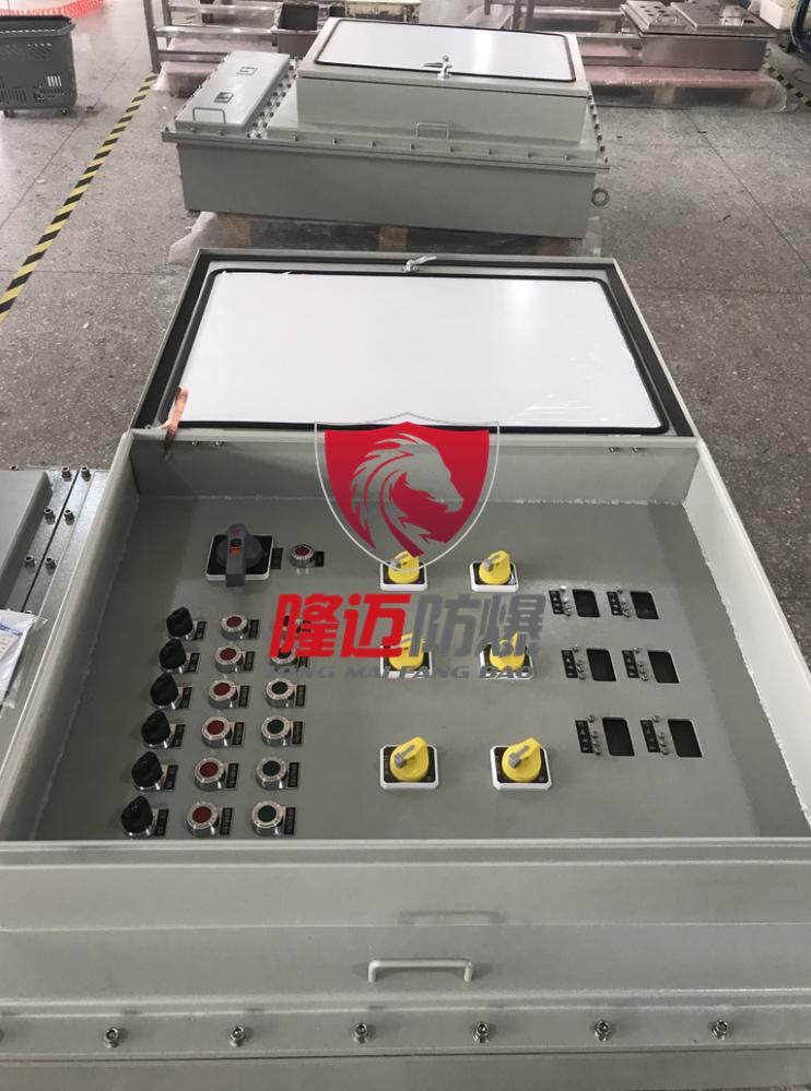 BXD51-10/12K防爆动力配电箱 防爆配电箱,防爆照明配电箱,防爆动力配电箱,防爆控制配电箱,不锈钢防爆配电箱