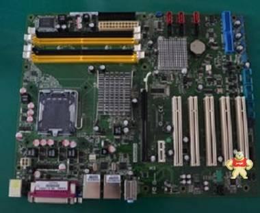 研华工控主板SIMB-A01支持酷睿E5300 q35芯片组2代内存多pci接口 研华工控主板,SIMB-A01,研华