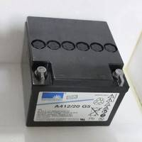 德国阳光蓄电池 A412/90A 12V90AH 胶体蓄电池