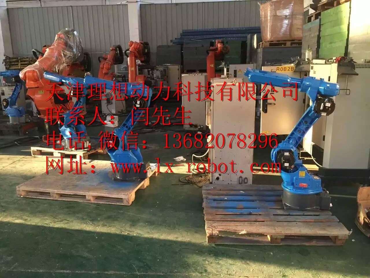 菏泽市叶轮点焊机器人维护保养 机床上下料 二手点焊工业机器人,六关节点焊机器人,进口机械手,自动点焊机,全自动点焊机器人