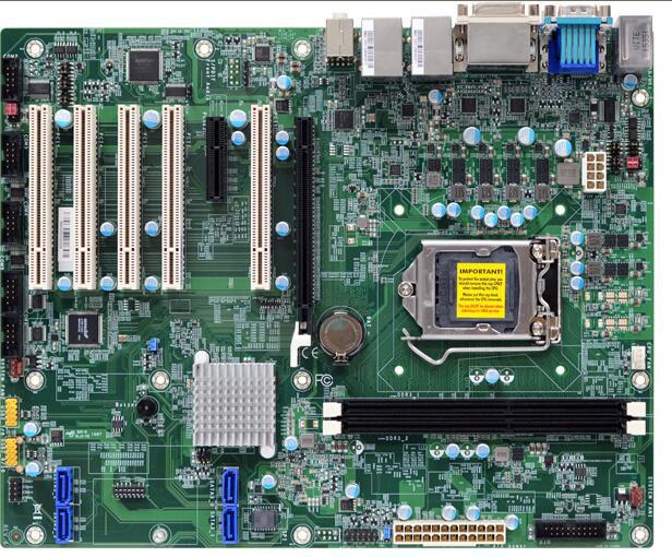 工控厂家直销H110工控主板 工业大母板 5槽PCI主板 DMB-1011