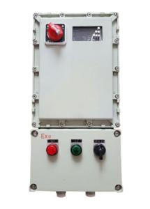 数显温控仪防爆仪表箱