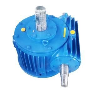 卓泰 WHC120 圆弧齿蜗轮蜗杆减速机厂家、价格