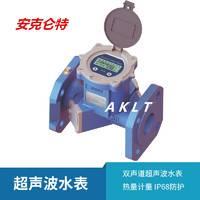 AKLT-DC双声道超声波水表_ 取水检测超声波流量计_ 供水管道超声波水表_地下表井超声波水表