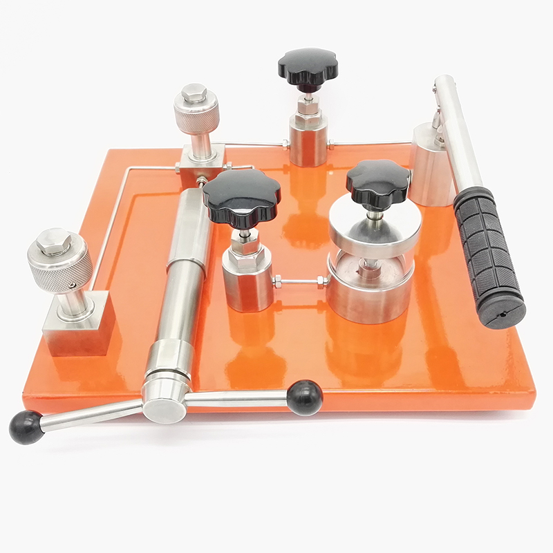 供应压力校验台0~60MPa液压压力表校验装置液体压力源(压力泵)KSD-YFT-C江苏康斯德仪表厂家直销
