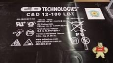 C&D12-100LBT