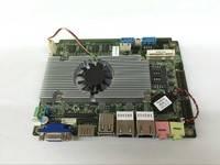 厂家直销3.5寸D2550集成2G内存低功耗工控主板