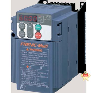富士FRENIC-MULTI(E1S) 系列新型变频器
