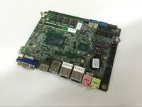 板载Haswel四代I7-4500U 4G内存 32GSSD超低功耗3.5寸工控主板
