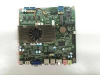17*17集成I3/I5/I7CPU与4G内存,带OPS接口 HM77芯片组的高性能工控主板