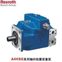 轴向柱塞变量泵A4VSG系列