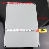 IP66维港WG-FA72铸铝防水盒340*235*135电源处理器箱电源检修箱控制动力箱汽车发动机箱