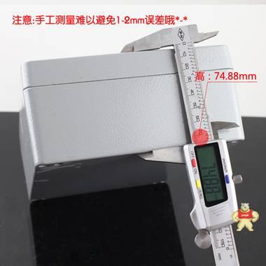 维港IP66铸铝防水盒WG-FA63金属按钮盒240X160X75 可开10孔按钮盒端子接线盒电源电路板盒可提供开孔业务