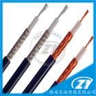 厂家直销RG174实心PE美国军标UL认证50欧姆同轴电缆线