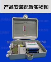 SMC两槽光分路器箱