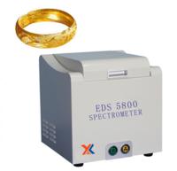 EDS5800贵金属分析仪,可测Na~U等黄金、白金、K金等99.99 %纯度