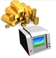 EDS3500贵金属分析仪,测量黄金、白金、k金等贵金属纯度99.99 %