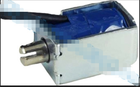 小型拉动式电磁铁, 框架尺寸:20*16*25mm 总重量:42g