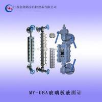 优质供应 玻璃板液面计 MY-UBA液位计/材质304、316L不锈钢