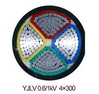 YJLV铝芯交联电力电缆