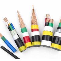 铜芯控制软电缆KVVR,小猫牌控制软电缆,天津KVVR控制电缆厂家