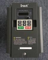 英威腾变频器GD100系列0.75KW/380V GD100-0R7G-4 全新正品