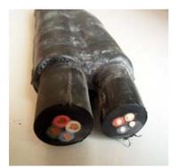 FZ-MY矿用阻燃橡套预分支电缆