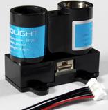 LIDAR lite V2 最新代远距离 40米 高精度2D/3D激光雷达 技术支持