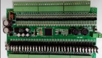 新款天立板式PLC FX1N-64MT 三菱PLC工控板FX1N-64MT特价批发