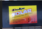 美国德克蓄电池12V180AH家现货促销