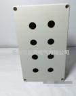 8孔塑料防水盒直径16MM按钮盒可装金属按钮盒和塑料按钮