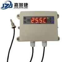 温度报警器 HA2119AT-03 M10螺纹不锈钢传感器 上下限继电器输出