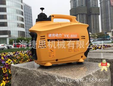 NK800i正品诺克1000W小型发电机汽油发电机1KW静音220便携式