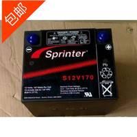 美国GNB蓄电池S12V170报价/进口GNB蓄电池大量现货/一块包邮