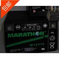 美国GNB胶体蓄电池M12V70报价/GNB胶体蓄电池/一块包邮现货销售