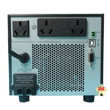 艾默生EMERSON 1KVA 800W长延时主机GXE01K00TL1101C00 36V液晶