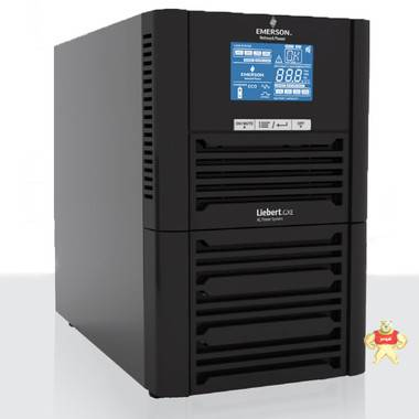 EMERSON艾默生 GXE02k00TS1101C00/1600W在线式UPS电源 标机